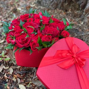 Romantic-Red-Heart-Box
